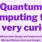 Computación cuántico para los muy curiosos