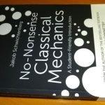 Libro No-Nonsense Classical Mechanics