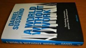 """Libro """"Un mundo sin trabajo"""""""