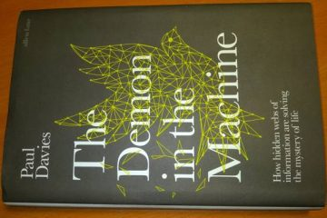 Libro: the Demon in the Machine (Paul Davies)