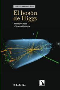 Cubierta del libro Bosón de Higgs