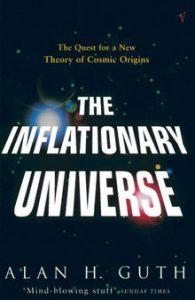 Cubierta de Universo Inflaccionario de Alan Guth