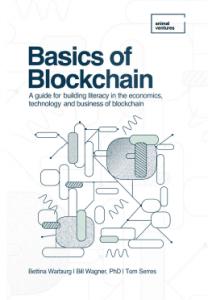 Basics of Blockchain (cubierta libro)
