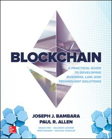 Blockchain (Bambara y Allen) cubierta