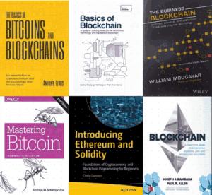 Libros Blockchain y Criptomonedas