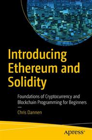 Introducing Etherum and Solidity (cubierta libro)