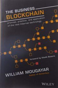 The Business Blockchain (cubierta libro)